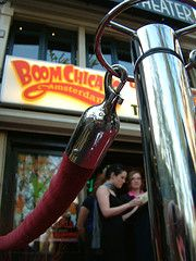 Borrelvaart – Boom Chicago Dinnershow in Amsterdam