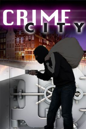 Lunch – Crime City Tablet – Borrel in Amsterdam