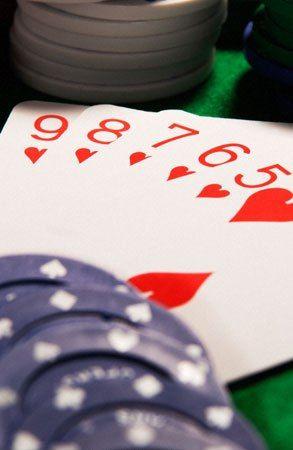 Pokerworkshop met diner in Amsterdam