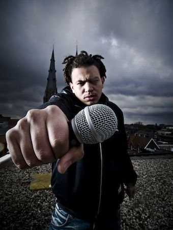 Rap Workshop in Amsterdam