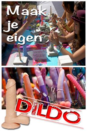 Workshop Dildo's maken in Amsterdam