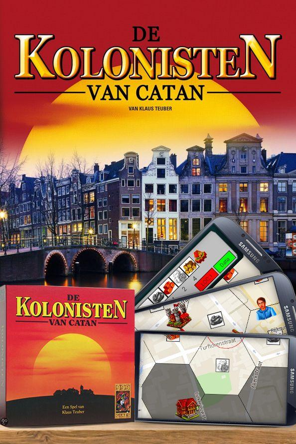 De Kolonisten van Amsterdam – Tablet Game