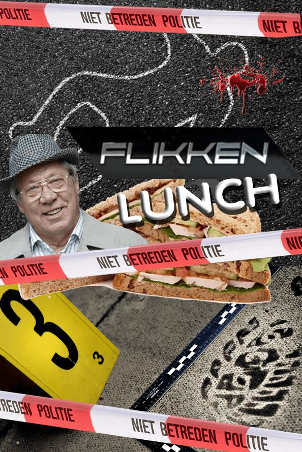Flikken Amsterdam Lunchspel